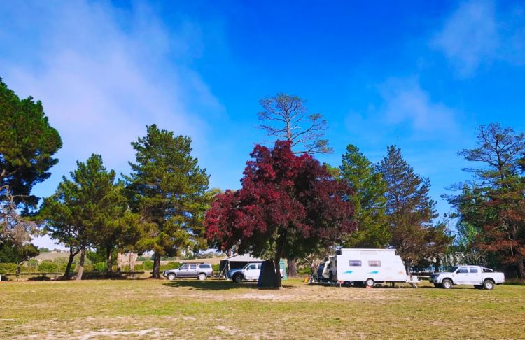 camping car France