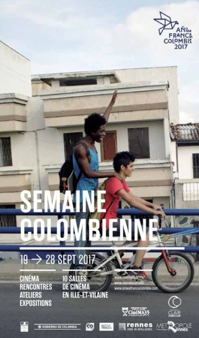 semaine colombienne Rennes